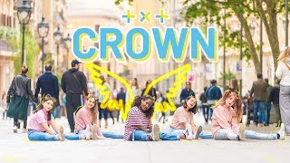 [KPOP IN PUBLIC] TXT (투모로우바이투게더) - 'CROWN' Dance Cover by GirlKrush