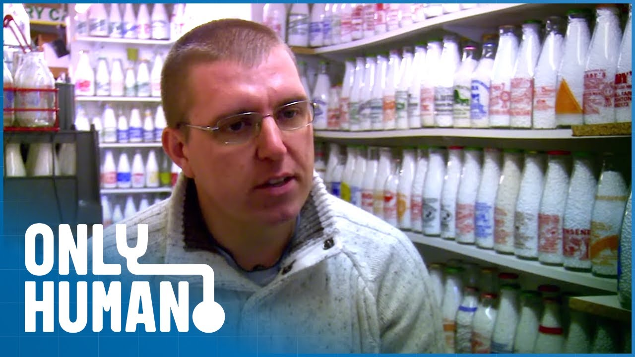 Britain's Largest Milk Bottle Hoarder Needs Help | The Hoarder Next Door S3 Ep4 | Only Human