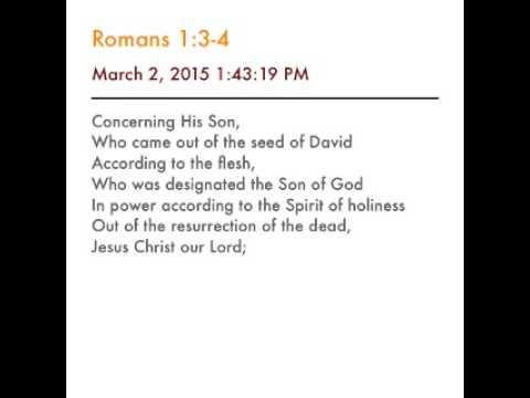 The Gospel of God