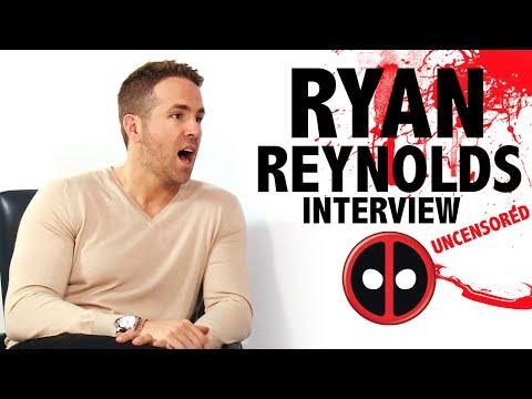 Ryan Reynolds Naked In Deadpool (Interview)