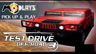 MoJPlays Test Drive Offroad 3 PS1