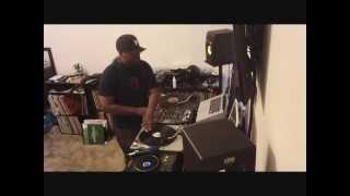 Detroit Techno House Practice Session
