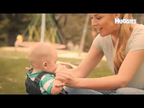 Comercial Huggies 2013