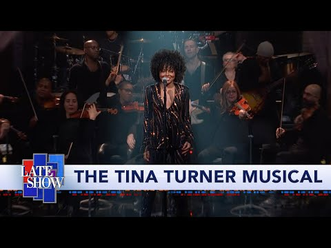 Watch the Tina Turner Musical Cast Perform 'River Deep, Mountain High' on 'Colbert'