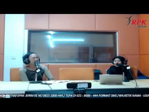 RPKFM 9630 Live Stream - You And The City Bersama Komunitas Good Reads Indonesia 01/04/17
