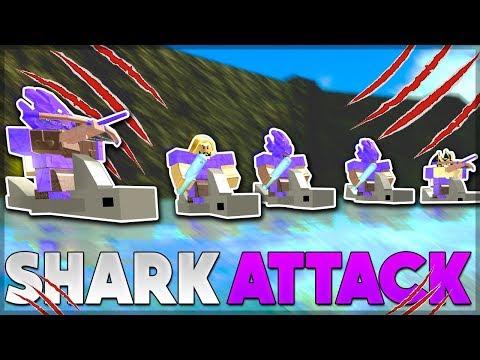 SHARKS INVADE BOOGA BOOGA *HUGE GIVEAWAY*   Roblox: Booga Booga (Minigame)