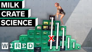 Why Youll Fail the Milk Crate Challenge | WIRED