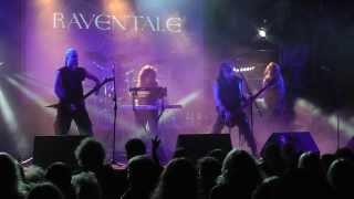 Raventale - Oskorei Pagan Music Festival, Bingo Club, Kiev, Ukraine 22-12-2013