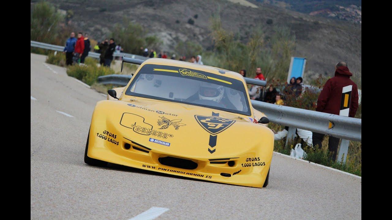 Subida al Vellón 2021. Keke Fdez. - Speed Car GT1000