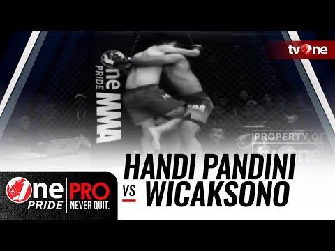Handi Pandini vs Wicaksono - One Pride MMA