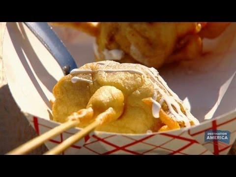 Here's a Homemade Recipe for  DeepFried Fluffer Nutter  Deep Fried Masters