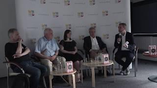 """Spotkanie na temat książki """"Czas przeszły dokonany"""" Adama Pragiera - Muzeum Historii Polski"""