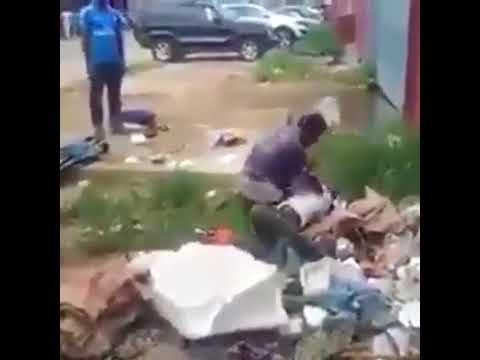 Download Pastor tries to heal madman, but get beating of his life