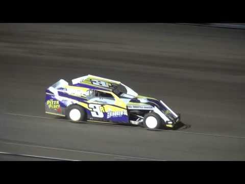 IMCA Sport Mod feature Independence Motor Speedway 4/16/16