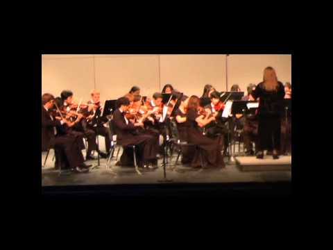 Plano West Strings Orchestra - Daniel Kovats - Fantastic Fiddle Fun