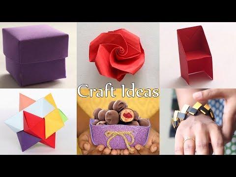 6 Best Crafts  DIY Craft Ideas  Ventuno Art