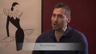 ConEstilo TV Insider Interview: Fashion Illustrator Carlos Marrero
