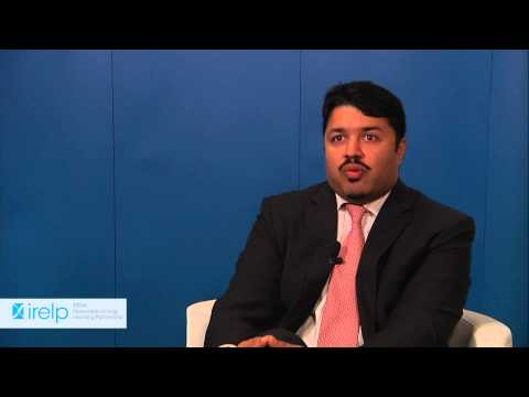 Working in Renewables: Eswar Mani, Masdar Capital