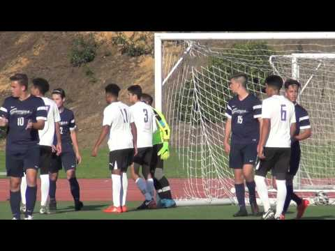 CIF Boys' Soccer: Norwalk vs. Saugus