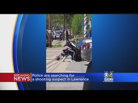 Police Search For Shooting Suspect In Lawrence