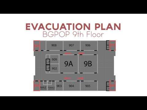 CTHM Evacuation Plan Animation