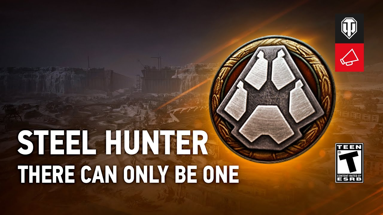 Steel Hunter 2020 Details [World of Tanks]