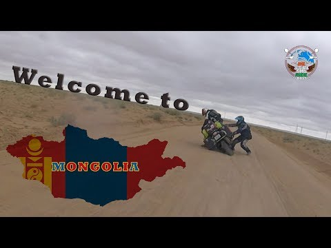 WORLD RIDE 2017 || EP. 31 || WELCOME TO MONGOLIA