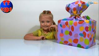 ✔ Хелло Китти Мыльные Пузыри Сюрприз Игрушки распаковка Hello Kitty Surprise Unboxing toys Серия 12