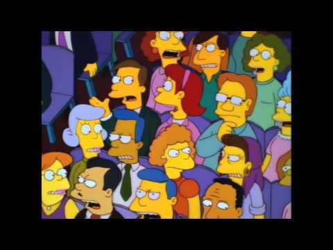 The SImpsons: The PTA Has Disbanded!