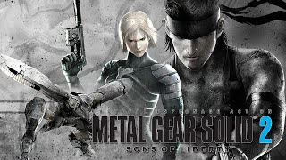 Metal Gear Solid 2: Sons of Liberty HD Collection: Ocelot, Shadow Moses, Brothers!