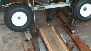 Sawmill Band Homemade