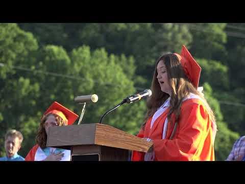 Tolsia High School Graduation