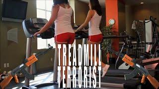Treadmill Terrorist - Unstoppable AK-47 || CopyCatChannel