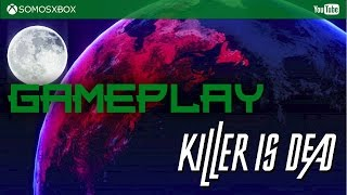 Killer is Dead - Gameplay en Xbox One