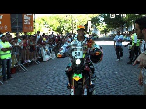 Le Dakar-2014 s'élance de Rosario en Argentine