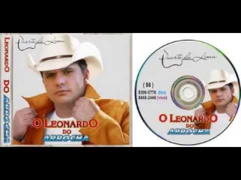 CD COMPLETO LEONARDO DO ARROCHA