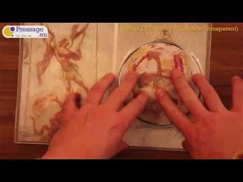 PRESSAGE.EU - Conditionnement : Boîtier DVD Slim-T (Thinpack-Transparent)