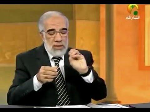 بكاء الشيخ عمر عبد الكافي عند ذكر رحمة الله والكلام حول رؤية الله يوم القيامة thumbnail
