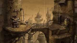 Machinarium ● By the Wall S.T.