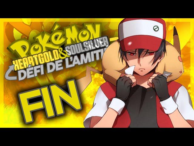 RED... - POKÉMON OR HEART GOLD #FIN - DÉFI DE LAMITIÉ