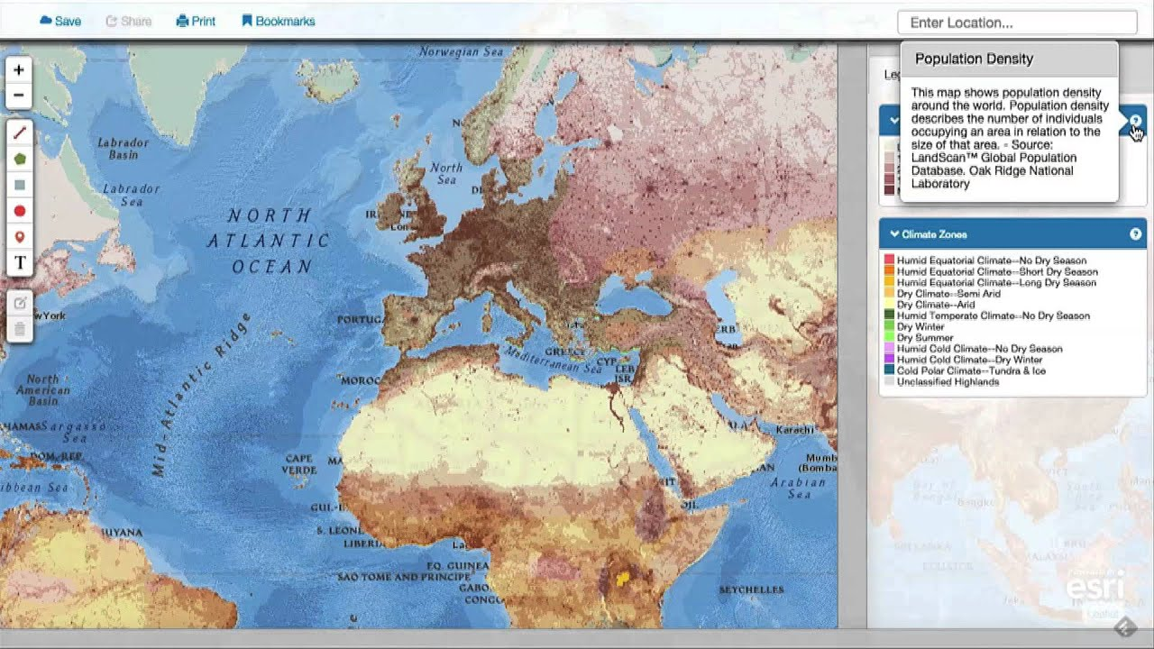 MapMaker Interactive Tutorial 2: Map Layers - YouTube