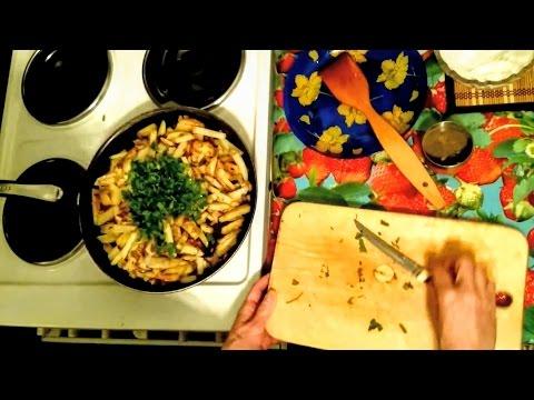 Жареная картошка с грибами вешенками как приготовить вешенки в дома