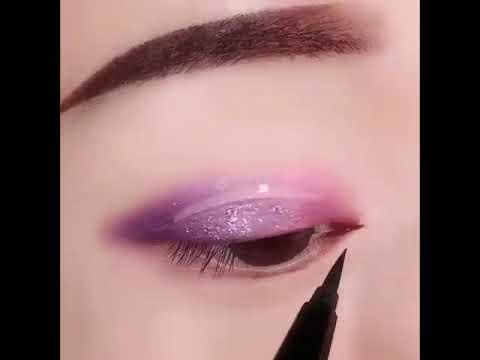 Tổng hợp những kiểu makeup mắt nhanh và đẹp