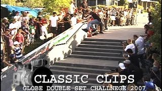 globe university double set challenge 2007 classic event 16 australia p rod