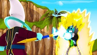 Every Whis Move You Can Buy Roblox Dragon Ball Z Final Stand