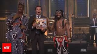 AMT FEAT ARTIST EarthGang This Side/Bank-Medley/Live From The Tonight Show - Jimmy Fallon/2019