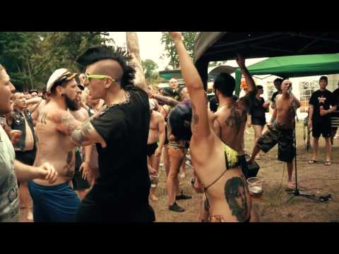 PIY Punkrock Karaoke - Don't Call Me White (Waldbad Glaubitz/Back To Future Festival 2015)