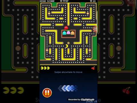 Pac Man Ios Android Classic Game
