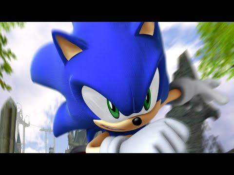 Sonic  I'm Blue