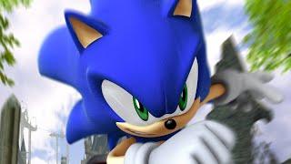 Sonic - I'm Blue